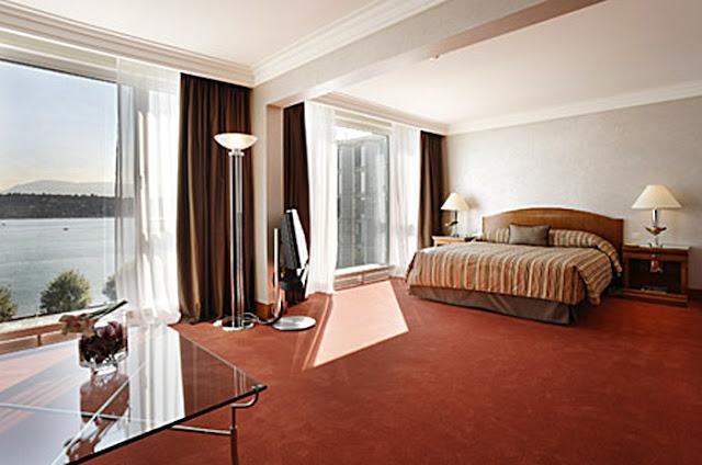 President Wilson Hotel, Geneva