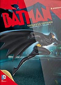 A Sombra do Batman: Trevas de Gotham - Volume 2