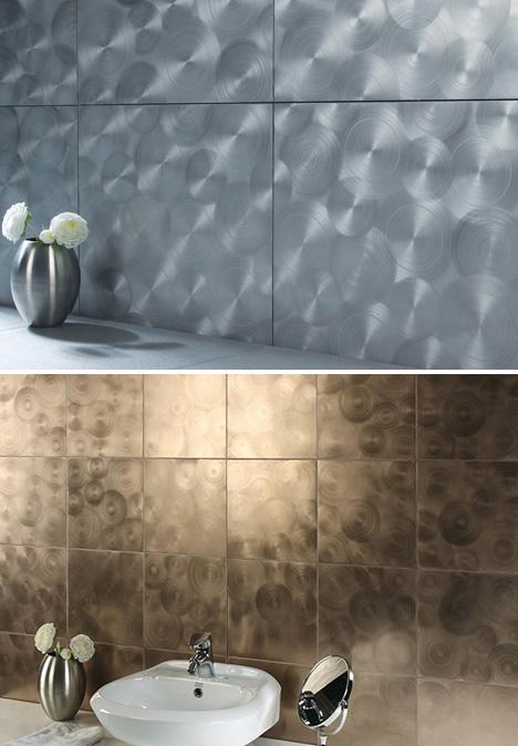 originales azulejos para el ba o con formas de burbujas