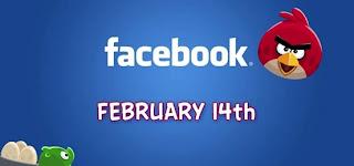 Angry Birds segera hadir di Facebook