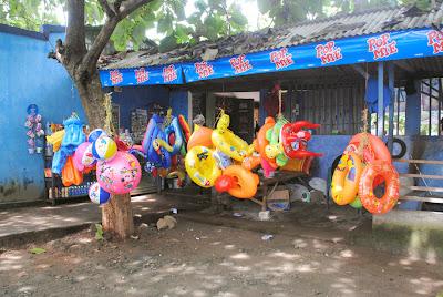 Wisata Pemandian Mantren