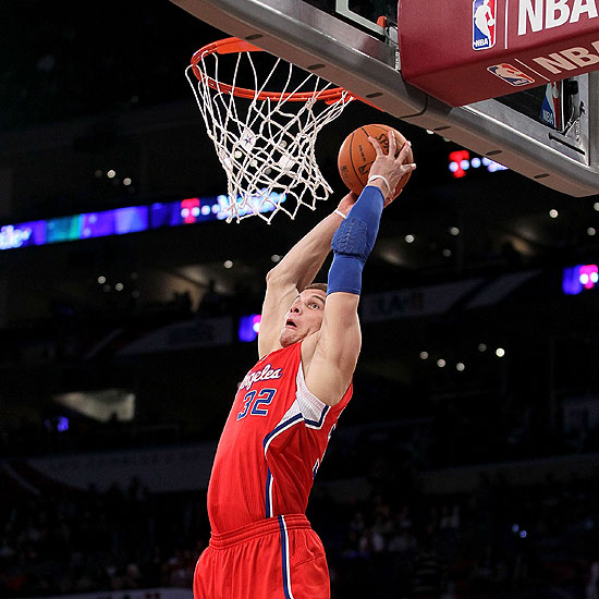 Epalogue.: NBA Blake Griffin Weekend