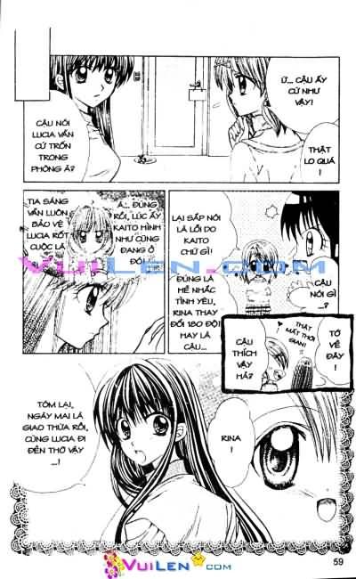 Viên Ngọc Nàng Tiên Cá Chapter 4 - Trang 59