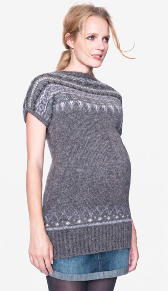 faldas embarazadas o premama