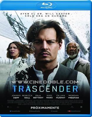Trascender (2014) 720p Latino