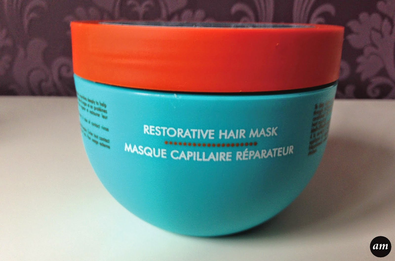 Amber Mcniff Beauty And Fashion Blog Moroccan Oil Restorative