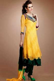 Anarkali Suits Designer