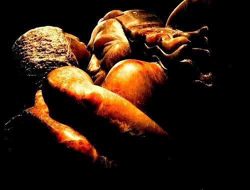 """Carta de Carlos Morales a Rafael Narbona, saludando su ruptura con el totalitarismo aberzale. Poema El Fuego de la Tribu, de Samer Kair. Libro de Referencia: Carlos Morales, """"Coexistencia (Antología de poesía israelí –árabe y hebrea– contemporánea"""", Ed. El Toro de Barro, Carlos Morales ed."""