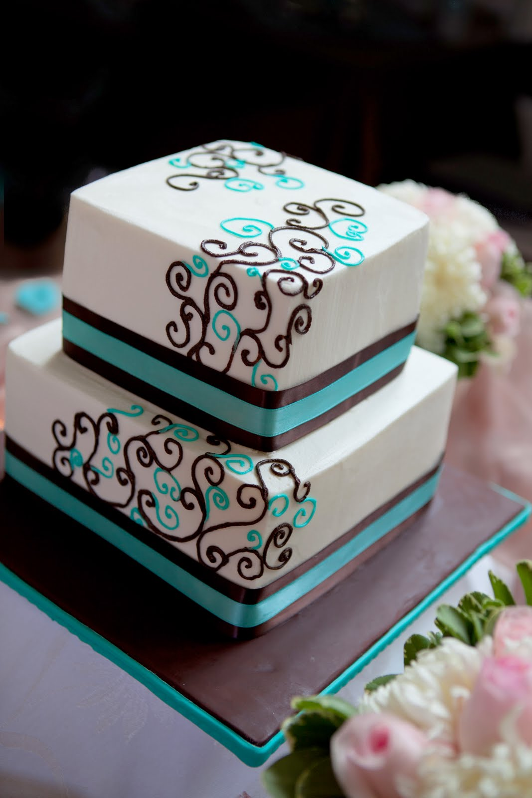 Birthday Cake Designs In Square :  Tis So Sweet Cakes