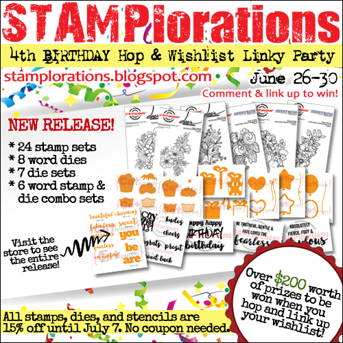 Stamplorations!