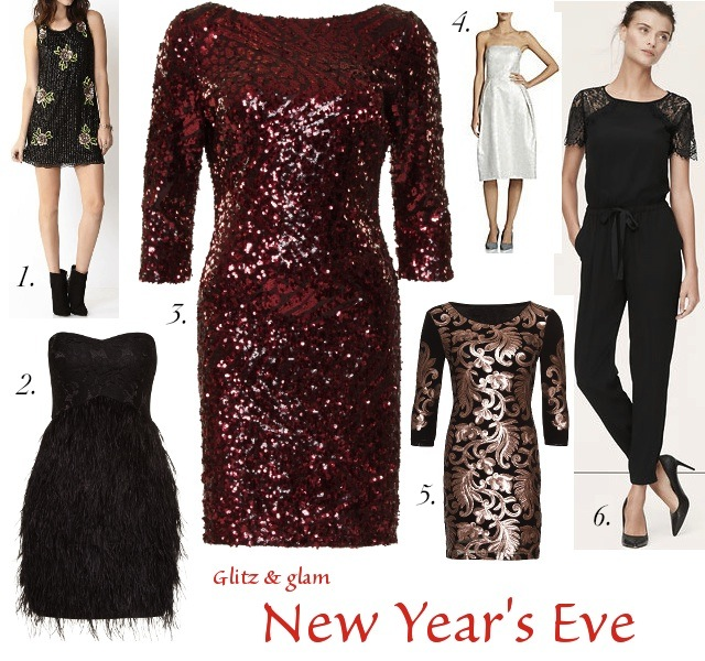 New Year's Eve: 6 glitzy and glamourous dresses that won't break the bank