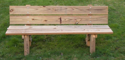 Picking Out the Right Lumber for Your Wood Bench Plans