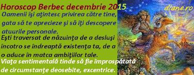 Horoscop Berbec decembrie 2015