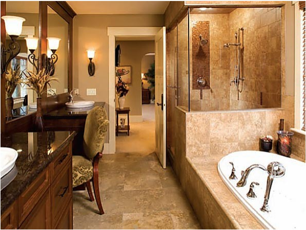 Traditional bathroom design ideas room design ideas Bathroom design ideas houzz