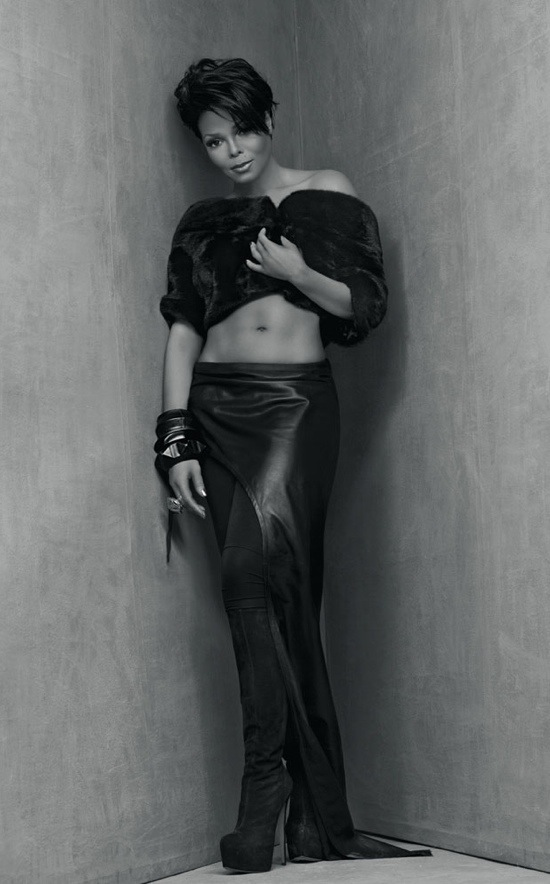 Janet Jackson New Photoshoot 2011 !