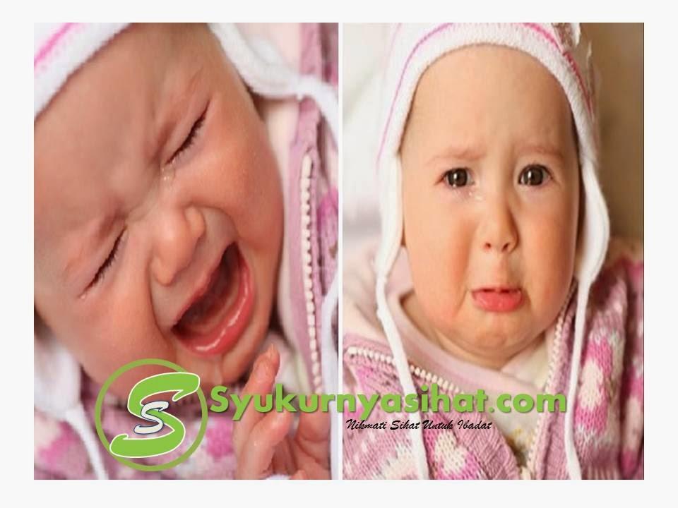 Bayi anda tidak mahu menyusu meungkin kerana dia tidak selesa.