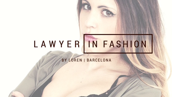 A lawyer in fashion