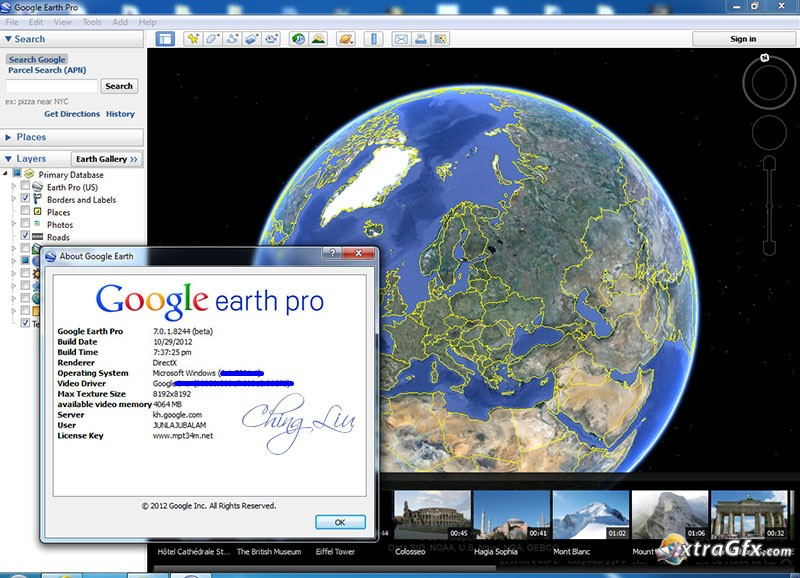 Soft Tech Google Earth Pro  8415 Final Patch