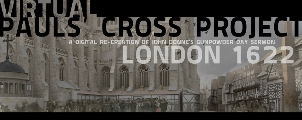 The Virtual Paul's Cross Project