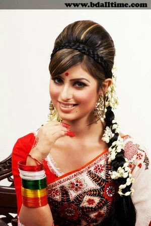 Anika Kabir Shokh Bangladeshi model