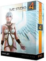 DAZ 3D DAZ Studio 4 Pro v4.0.3.9