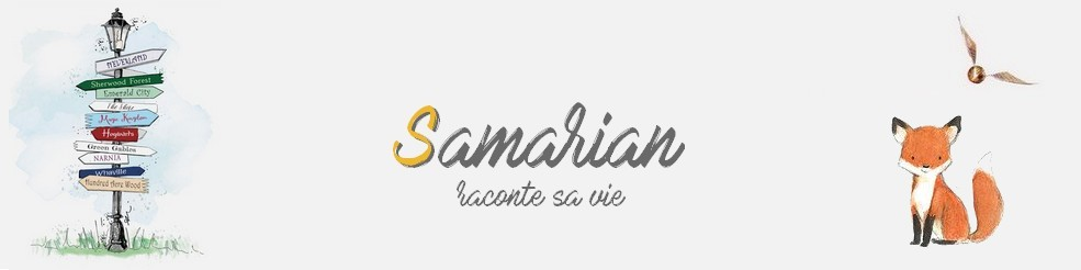 Samarian raconte sa vie