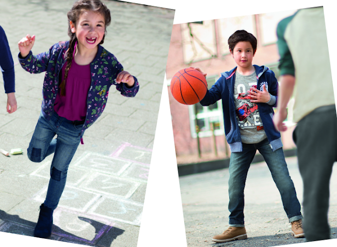 moda infantil c&a
