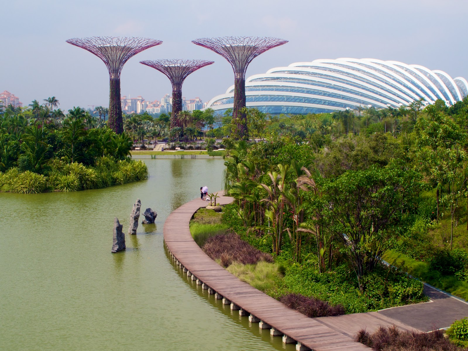 Marco Carnovale Singapore Gardens By The Bay And Japanese Food