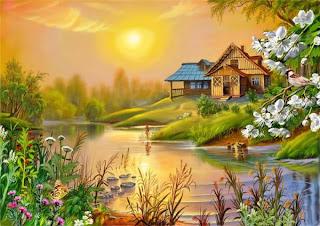 Gambar-Gambar Pemandangan Alam