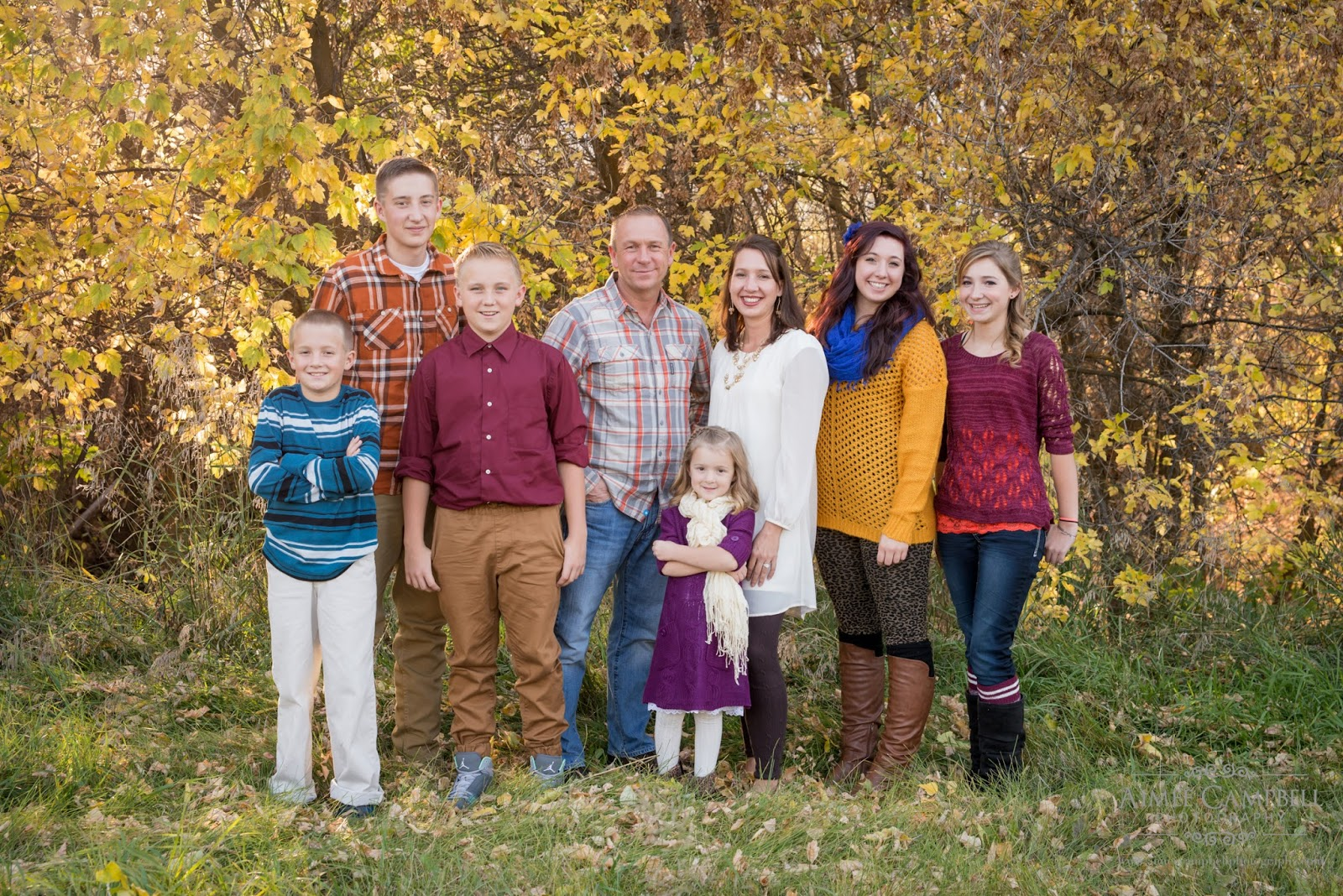 Utah Family Portraits