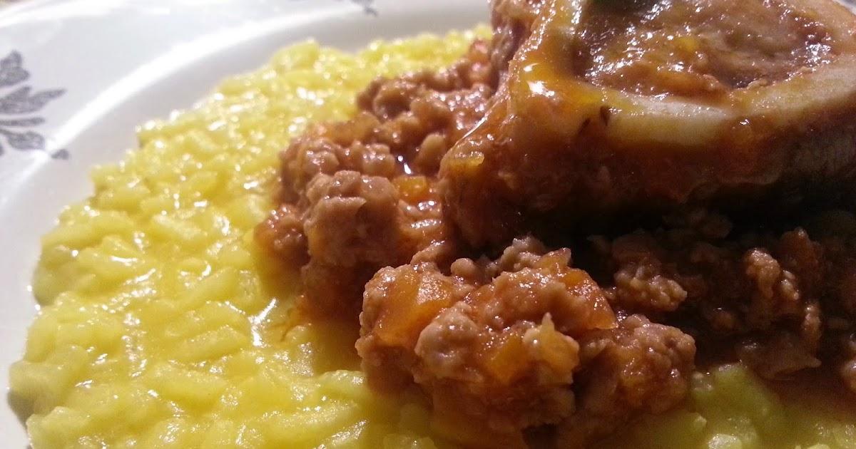 Fatemi cucinare risotto allo zafferano con rag di for Cucinare risotto