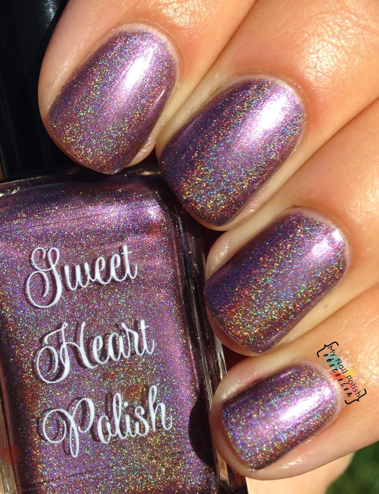 Sweet Heat Polish Holo-Scare 2.0