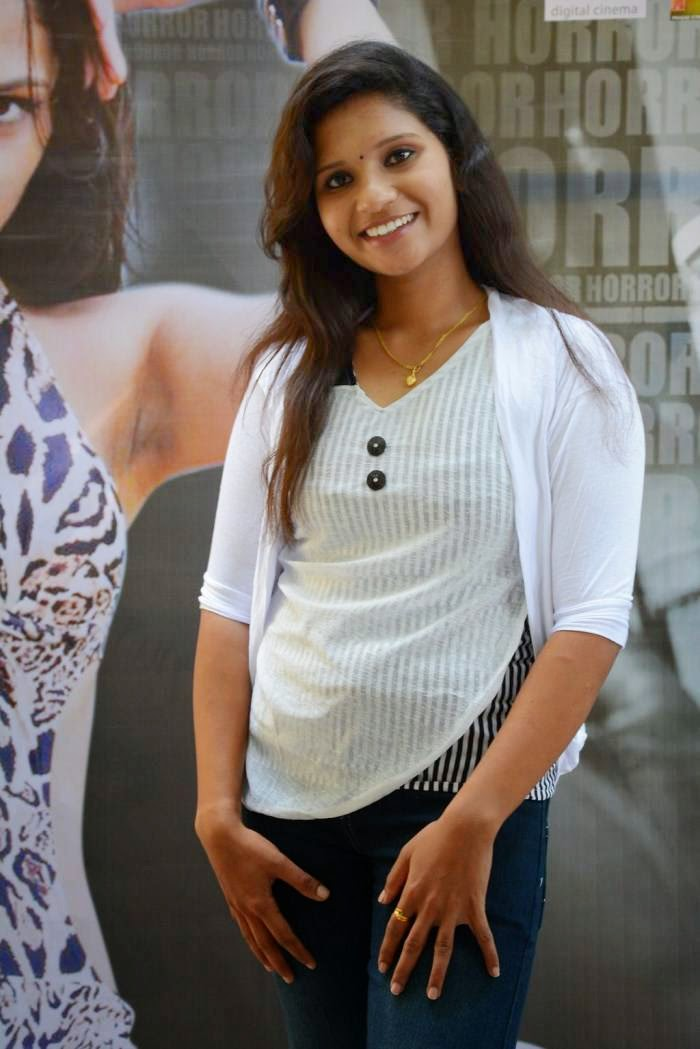 Actress Athira Latest Cute Hot Exclusive Beautiful White Top Dress Spicy Photos Gallery At Yaro Oruvan Tamil Movie Press Meet