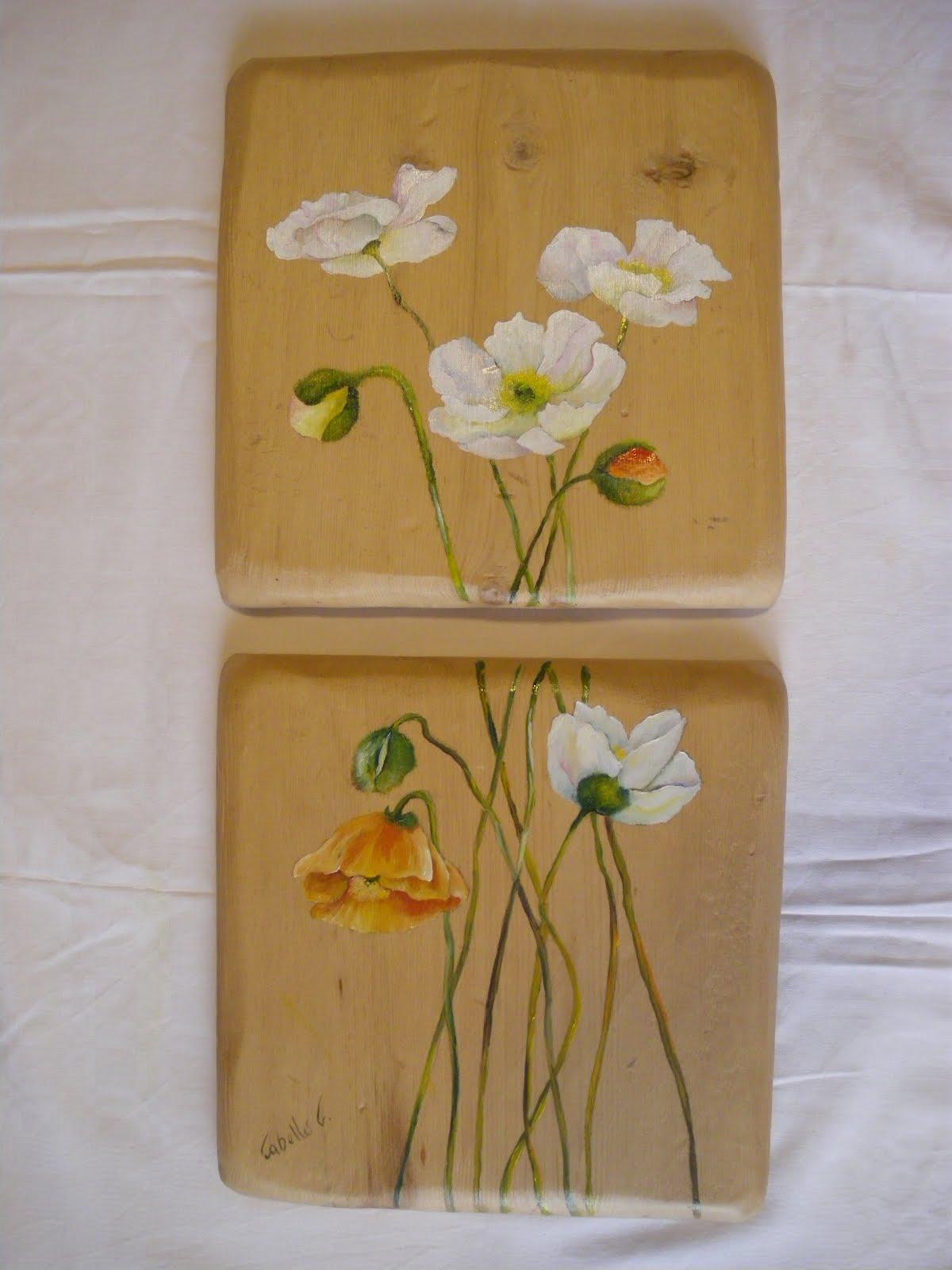 Dipinti su legno e su pietra tavole in legno di gembro - Mobili in legno grezzo da dipingere ...