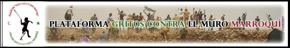 Plataforma Gritos Contra el Muro Marroquí