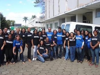 Prefeitura Municipal de Santa Luzia CONTRA A PEDOFILIA- O Pref. Dr.Gilberto e funcionários.