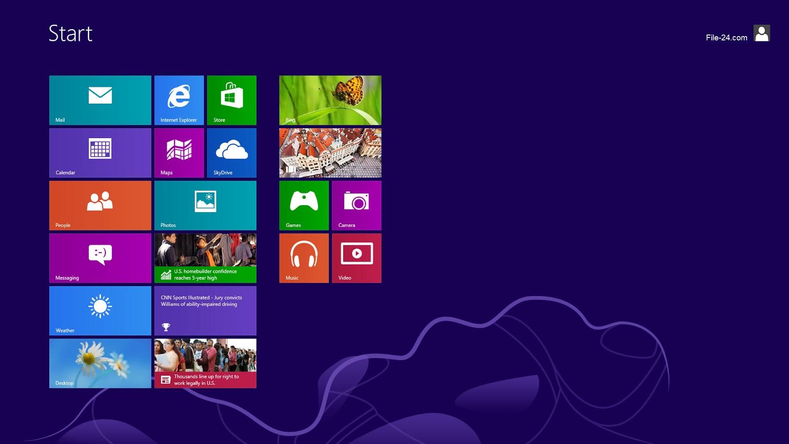 Windows 8.1 build 9600 rtm permanent activator v1.0