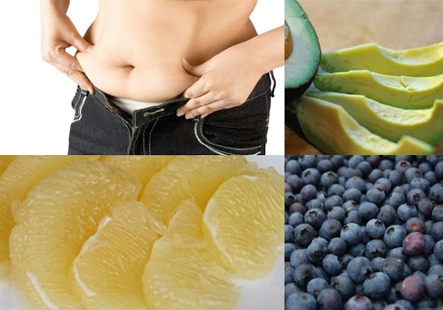 Eat These 5 Miracle Fruits To Reduce Belly Fat At Home