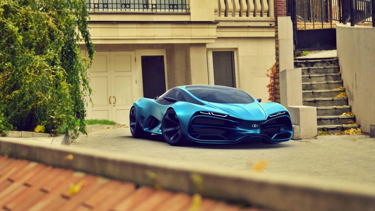 2015 Lada Raven Supercar Concept 3