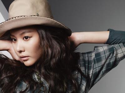the amazing kim ah joong