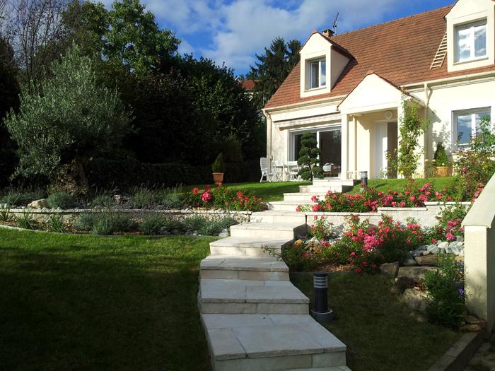 Nous contacter paysagiste val d 39 oise cr ation jardin 95 for Entretien jardin 95