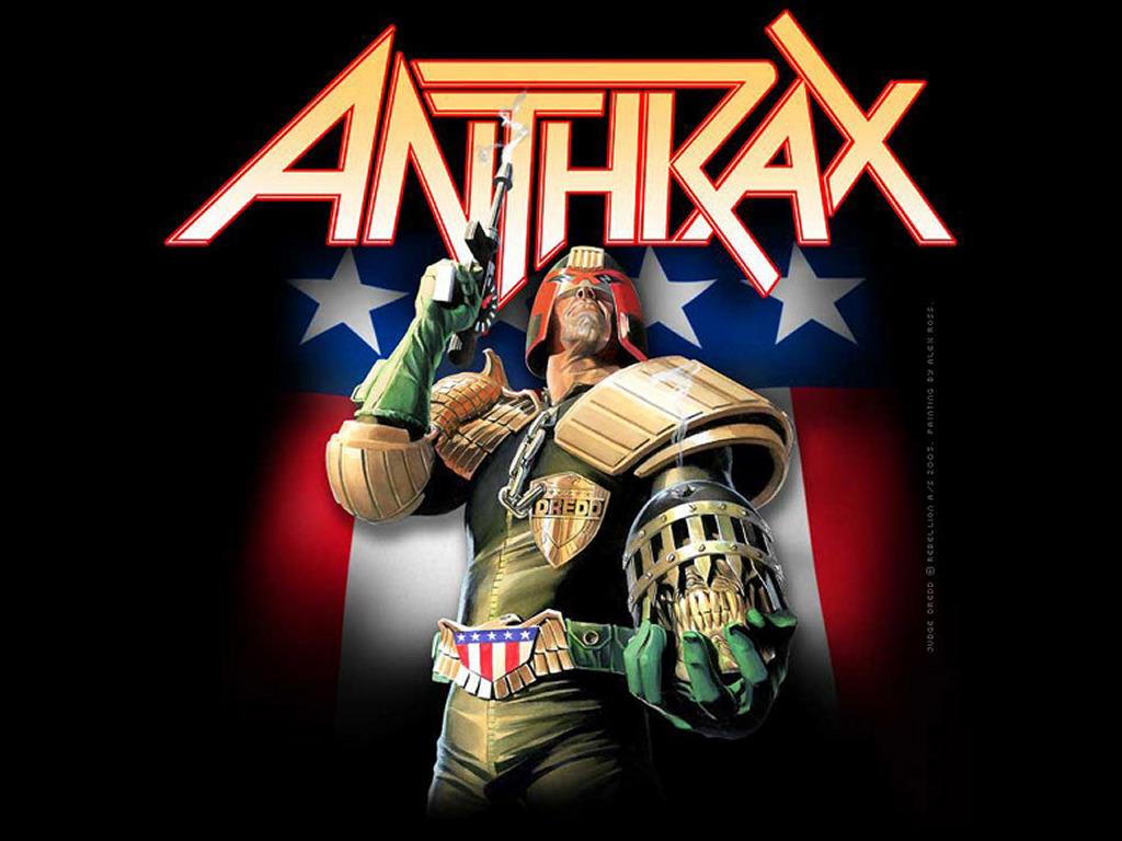 judge dredd anthrax