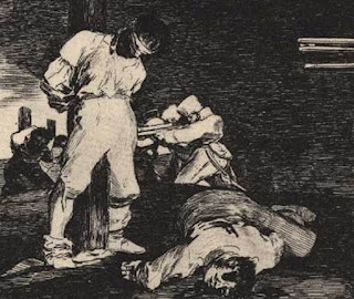 Desastres da Guerra Goya