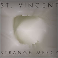 Top Albums Of 2011 - 10. St Vincent - Strange Mercy