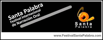 Visita la página del Festival Santa Palabra