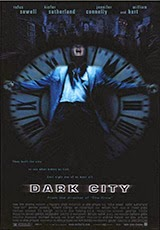 Carátula del DVD Dark City