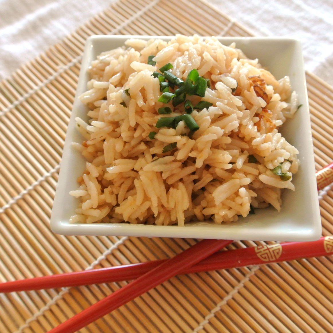 Mom, What's For Dinner?: Hot and Sweet Ginger Fried Rice