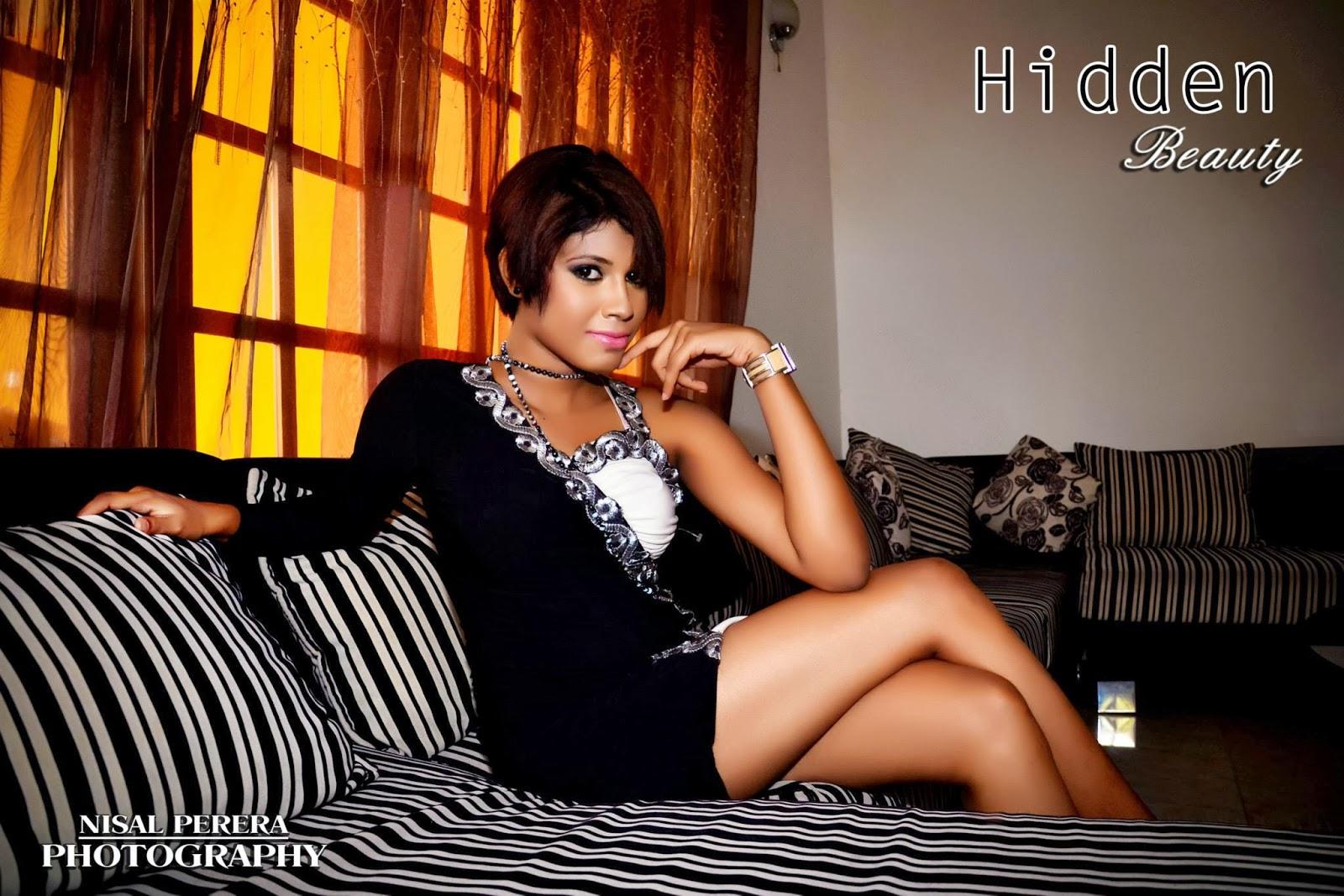 Nilu Tanasha sexy thighs