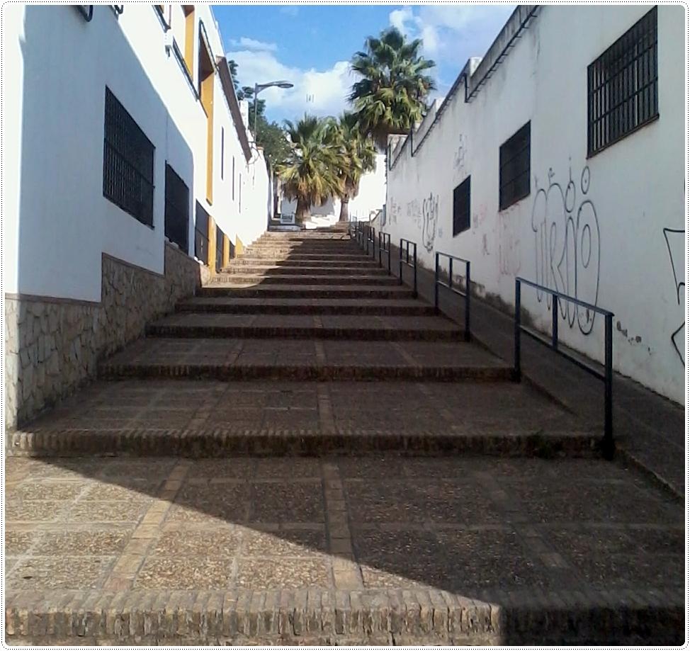 calle José Villegas