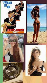 I am James Bond!